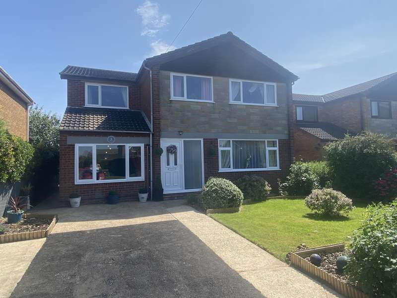 4 Bedrooms Detached House for sale in Jenkins Close, Louth, LN11 0EE
