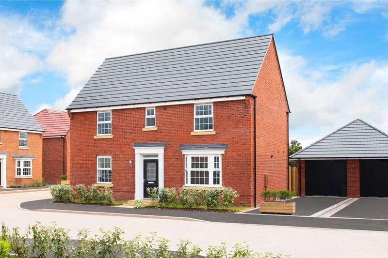 4 Bedrooms House for sale in Layton, Grange View, Grange Road, Hugglescote, COALVILLE, LE67 2BS