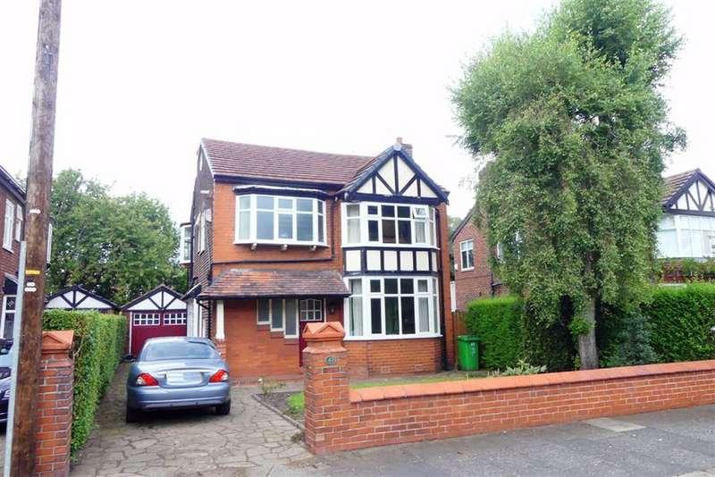 3 Bedrooms Detached House for sale in Sandhurst Avenue, West Didsbury, Manchester, M20
