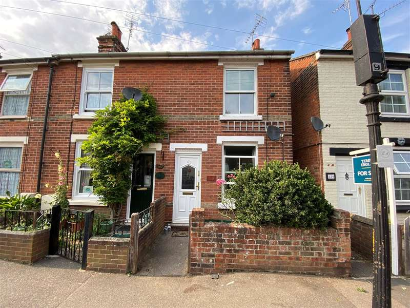 2 Bedrooms End Of Terrace House for sale in Harsnett Road, New Town, Colchester CO1