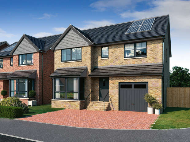 4 Bedrooms Detached House for sale in Cherry Lane, Tarnbrook Park, Thornton-Cleveleys, FY5