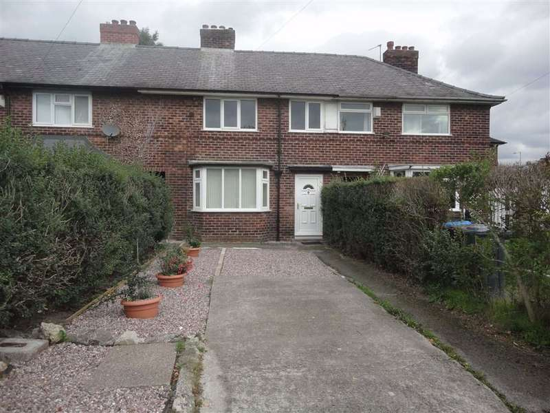 3 Bedrooms Terraced House for rent in Spark Road, Baguley