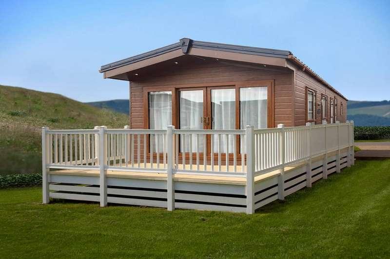 2 Bedrooms Lodge Character Property for sale in Sea End Caravan Park, Essex