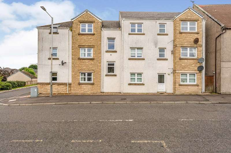 2 Bedrooms Property for sale in Oakfield Court, Kelty, KY4