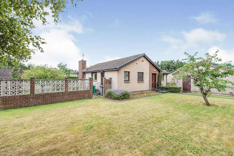 3 Bedrooms Detached Bungalow for sale in Cowal Crescent, Glenrothes, Fife, KY6