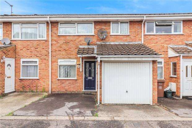 3 Bedrooms Terraced House for sale in Hyacinth Court, Chelmsford, Essex