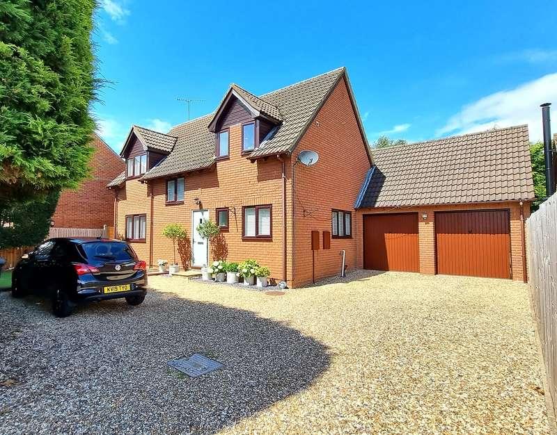 4 Bedrooms Detached House for sale in Ampthill Road, Maulden, Bedfordshire, MK45