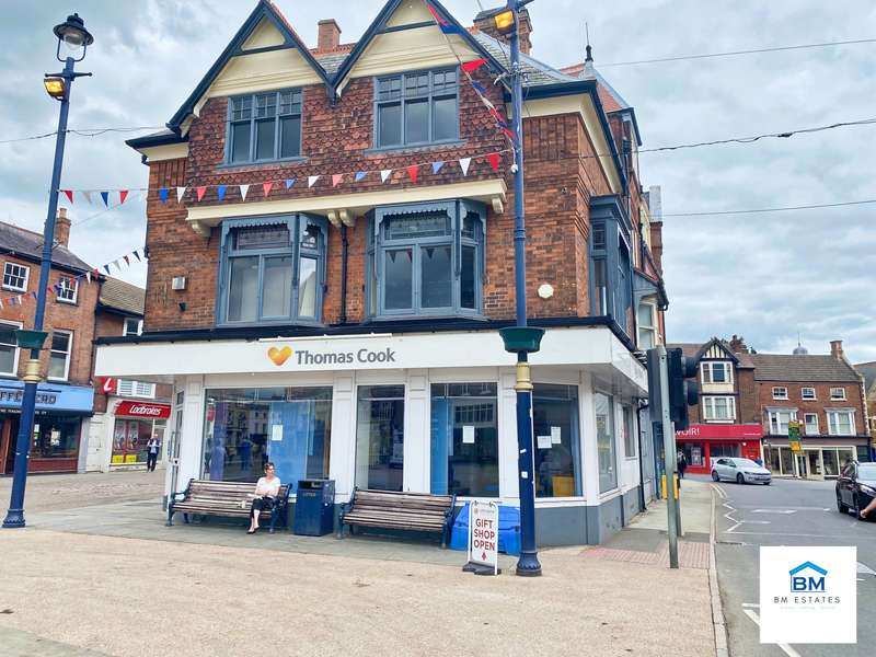 Commercial Property for rent in Market Place, Melton Mowbray, LE13