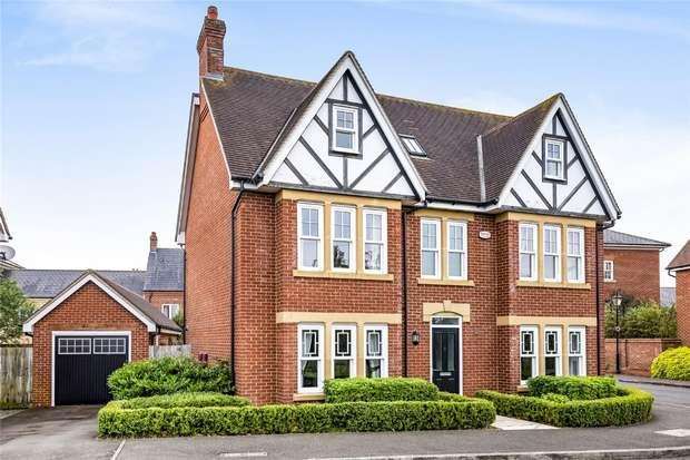 6 Bedrooms Detached House for sale in Ryder Close, Great Denham, Bedford