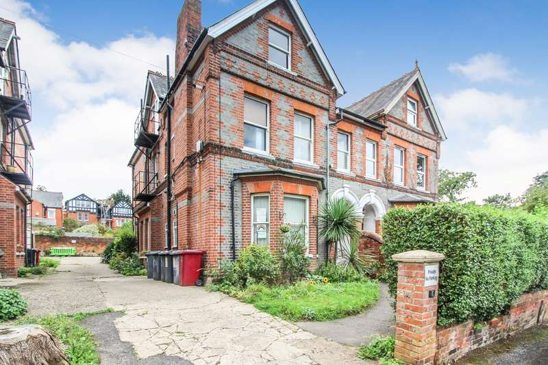 1 Bedroom Flat for sale in 6 Brunswick Hill, Reading, RG1