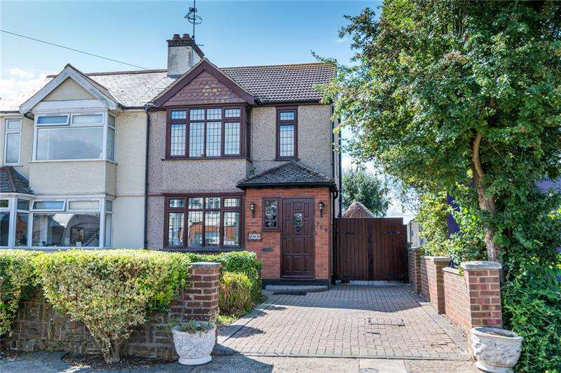 3 Bedrooms Semi Detached House for sale in High Street, Great Wakering, SS3