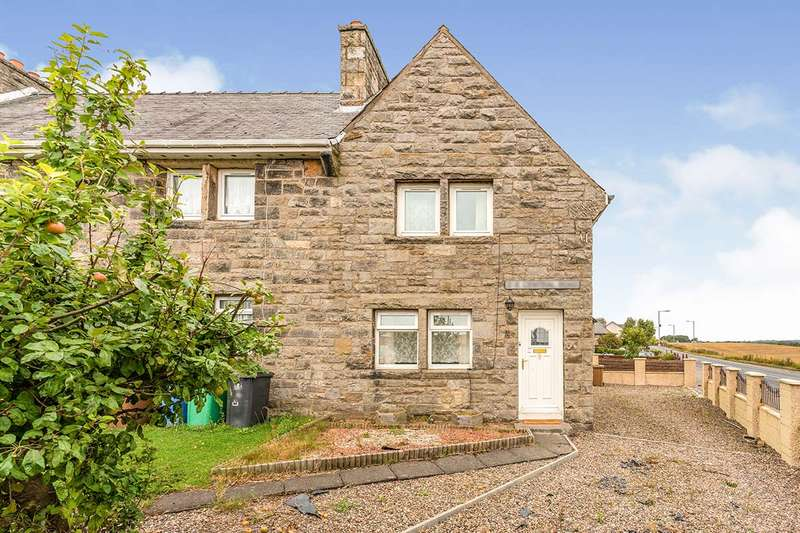 3 Bedrooms Terraced House for sale in Central Road, Crombie, KY12