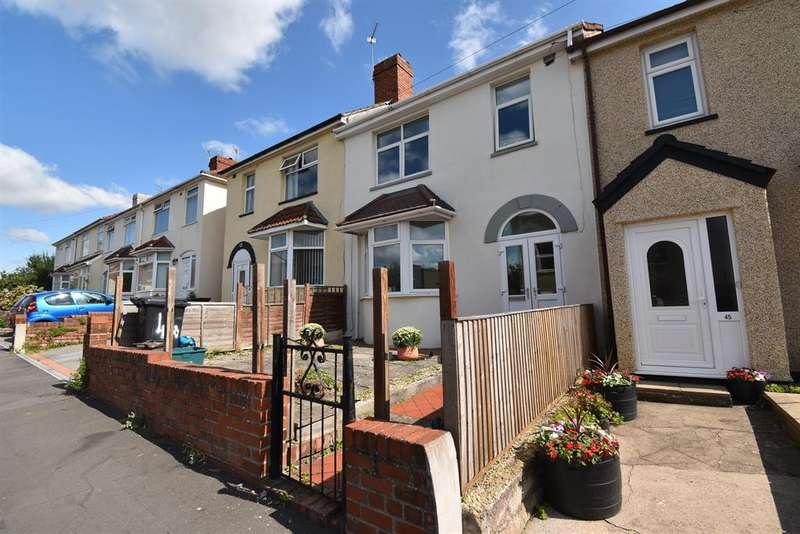 3 Bedrooms Terraced House for sale in Howard Street, Whitehall, Bristol, BS5 7AZ