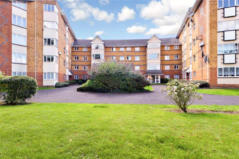 2 Bedrooms Apartment Flat for sale in Winslet Place, Oxford Road, Reading, RG30