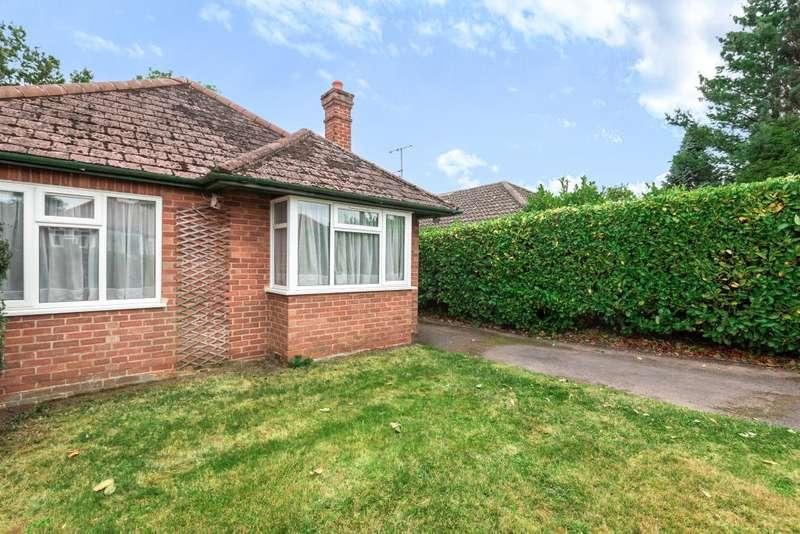 3 Bedrooms Detached Bungalow for sale in Thatcham, West Berkshire, RG18