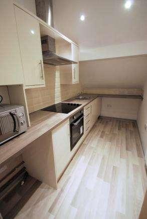 1 Bedroom Flat for rent in Luna Apartments, Spenser Street, Padiham, BB12