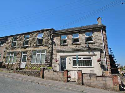 4 Bedrooms Semi Detached House for sale in Parkend Road, Yorkley, Lydney