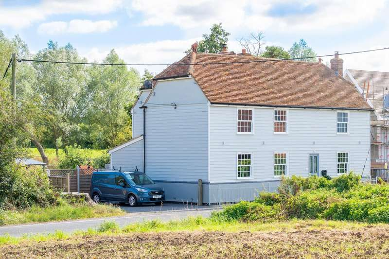 5 Bedrooms Detached House for sale in Bridge End, Great Bardfield, Essex