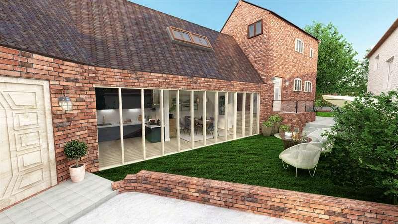 2 Bedrooms Detached House for sale in Horsemoor, Chieveley, Newbury, RG20