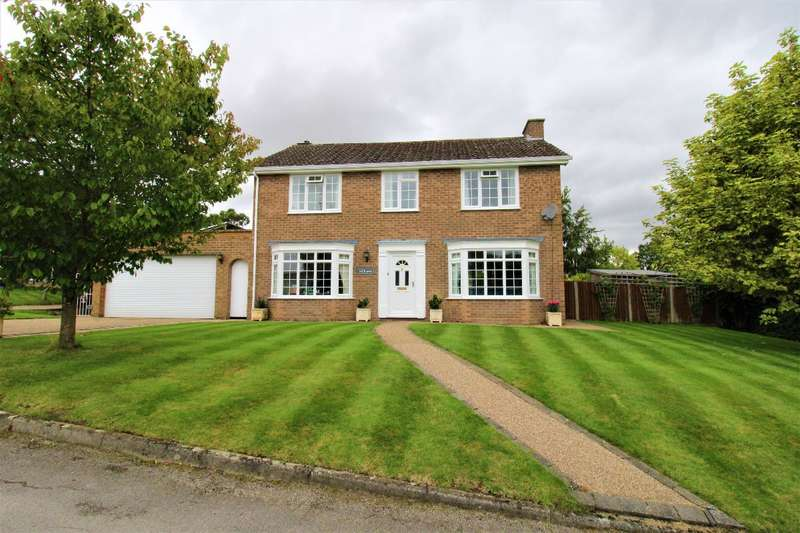 4 Bedrooms Detached House for sale in CLIFTON ROAD, NEWTON BLOSSOMVILLE
