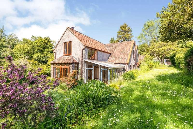 4 Bedrooms Detached House for sale in Keynsham Road, Willsbridge, Bristol, BS30