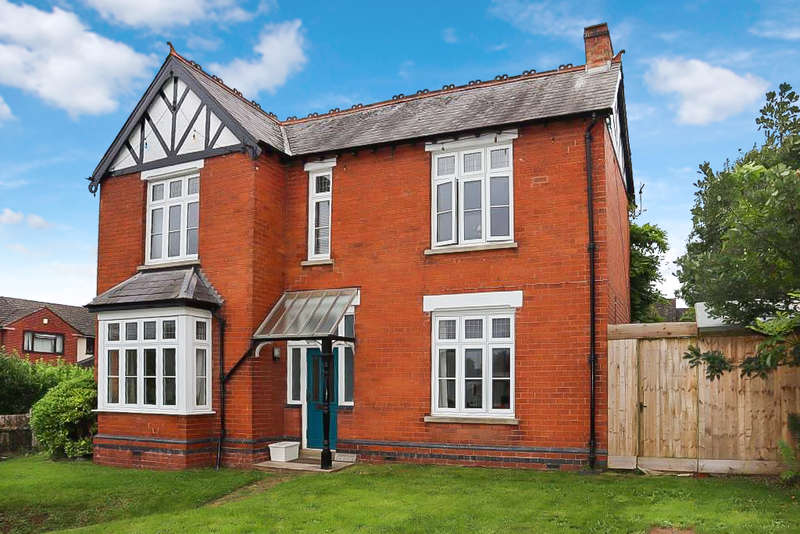 4 Bedrooms Detached House for sale in Kelmscott, Ross Road, Newent, Gloucestershire