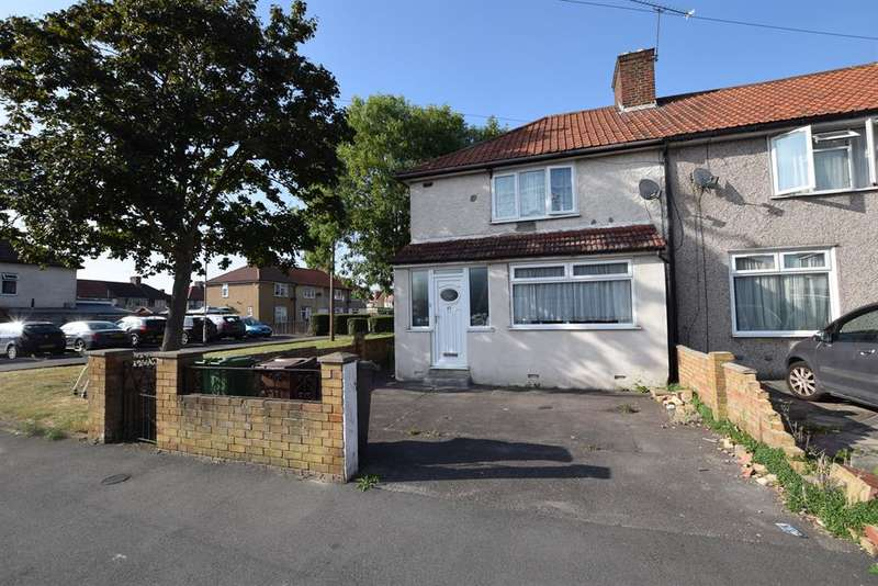 3 Bedrooms End Of Terrace House for sale in Bentry Road, Dagenham, RM8