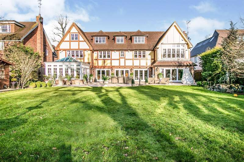 6 Bedrooms Detached House for sale in Heronway, Hutton, Brentwood, Essex