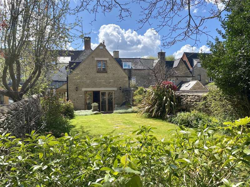 4 Bedrooms Terraced House for sale in Gloucester Street, Cirencester, GL7