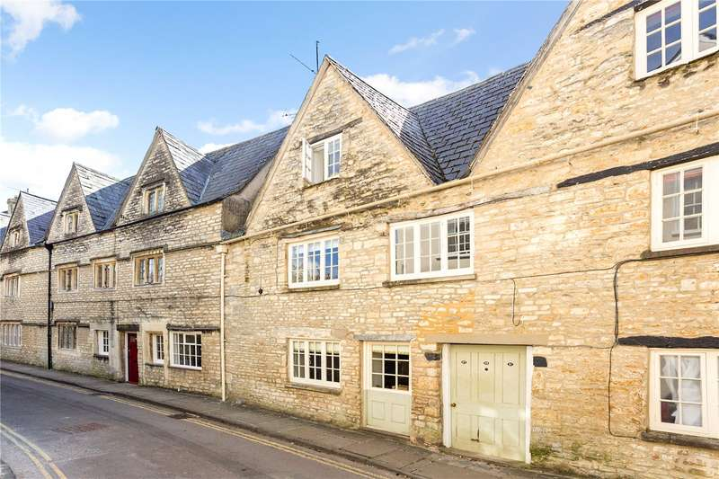 3 Bedrooms Terraced House for sale in Coxwell Street, Cirencester, GL7