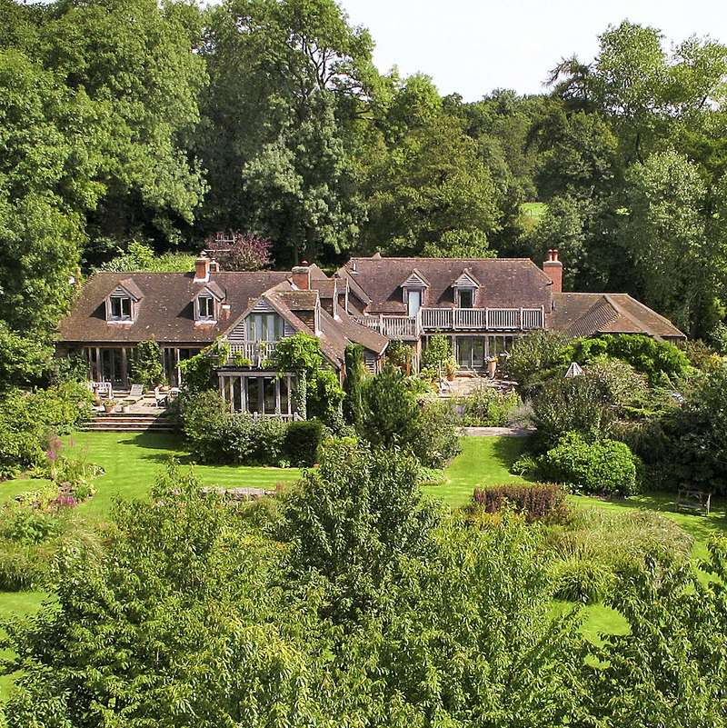 7 Bedrooms Detached House for sale in Mill Lane, Kidmore End, Oxfordshire, RG4