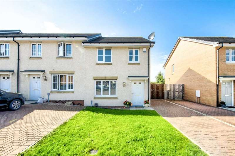 3 Bedrooms End Of Terrace House for sale in Skua Drive, Dalgety Bay