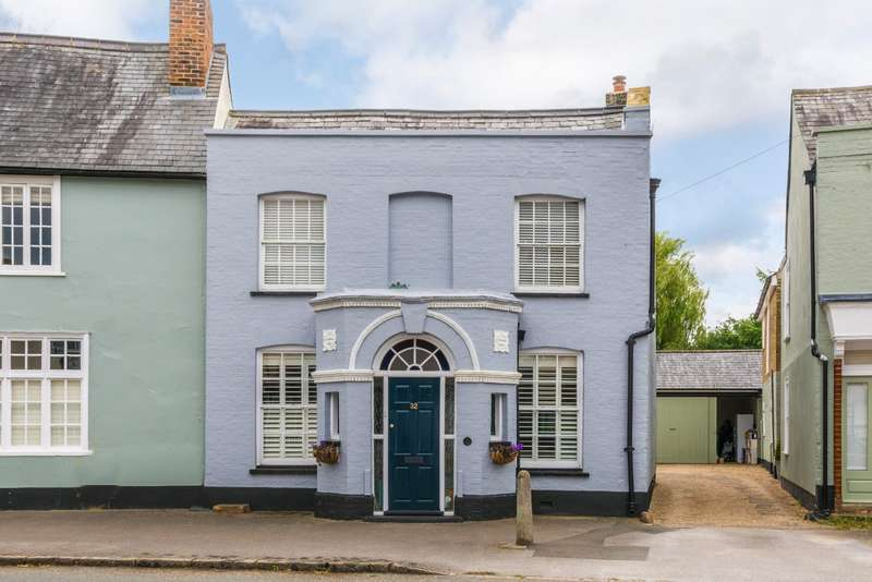 4 Bedrooms House for sale in The Street, Little Waltham, Chelmsford