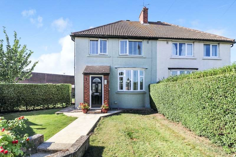 3 Bedrooms Semi Detached House for sale in Springfield Park Lane, Chelmsford, Essex, CM2