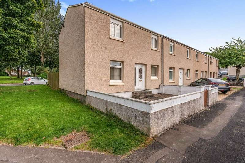 2 Bedrooms End Of Terrace House for sale in Norton Place, Dunfermline, KY11