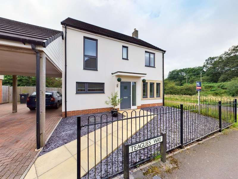 4 Bedrooms Property for sale in Teagues Way, Cinderford
