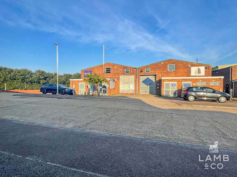 Commercial Property for sale in Davy Road, Clacton-On-Sea