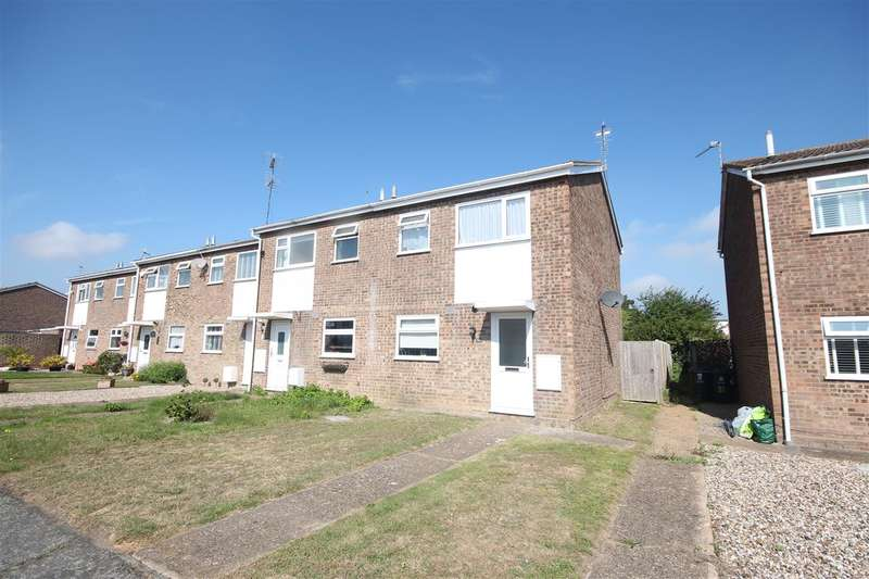 2 Bedrooms End Of Terrace House for sale in Gilders Way, Clacton-on-Sea