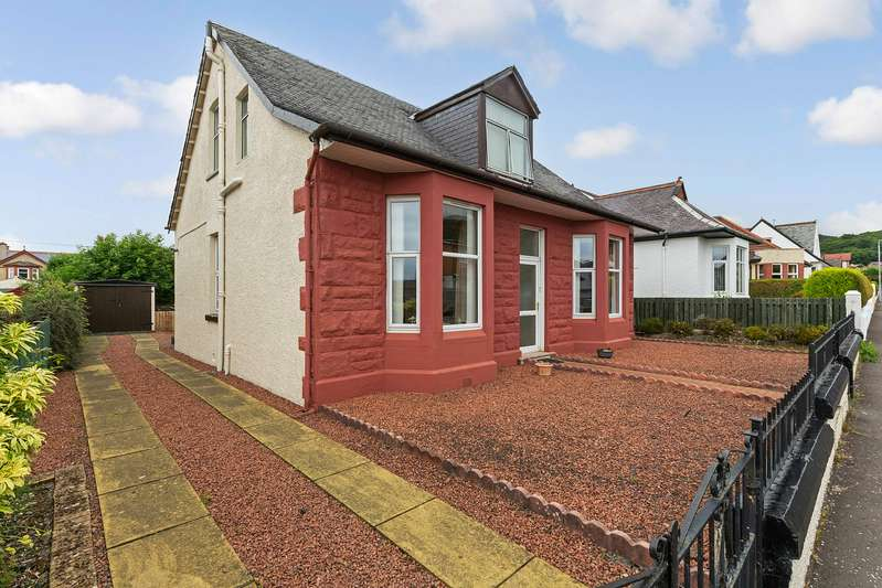 2 Bedrooms House for sale in Scott Street, Largs