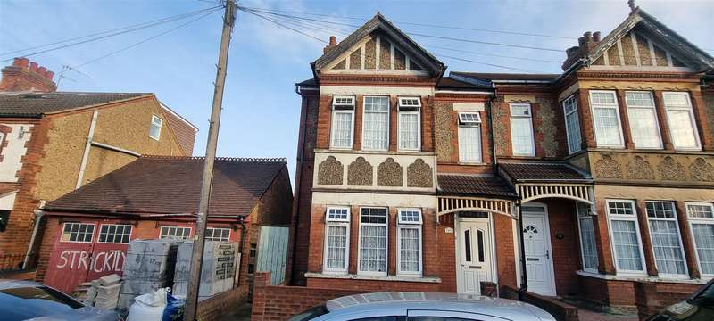 3 Bedrooms End Of Terrace House for sale in 30 & 32 Mansfield Road, Luton