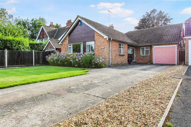 3 Bedrooms Bungalow for sale in Woodbridge, Glanthams Road, Shenfield