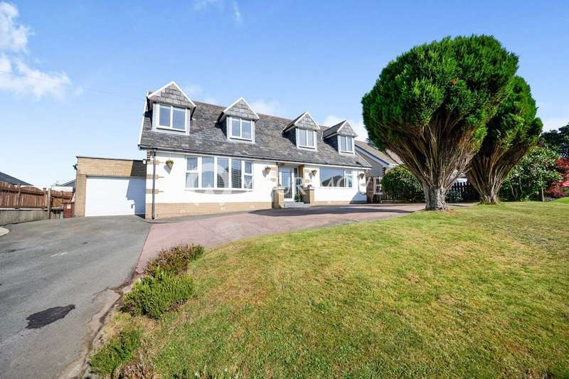 5 Bedrooms Detached House for sale in Parsonage Road, Wilpshire, Blackburn, BB1