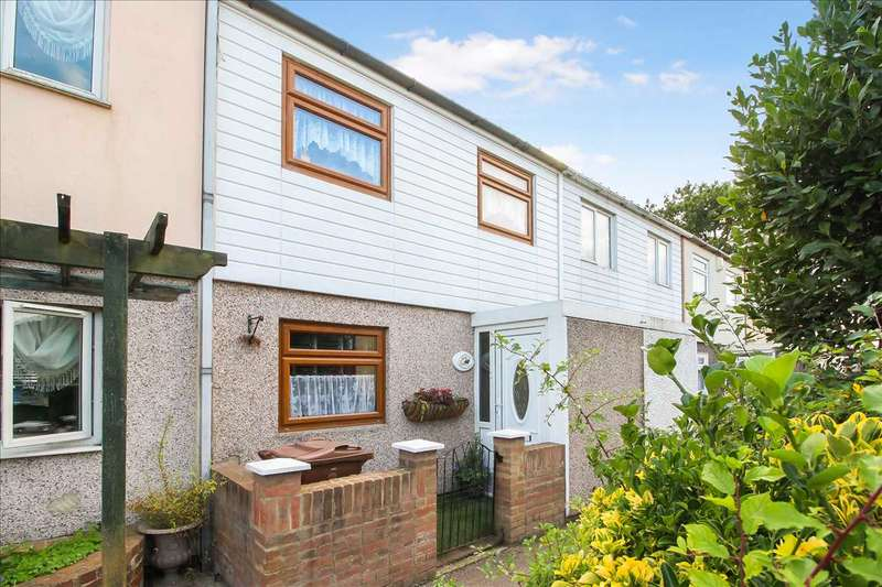 3 Bedrooms Terraced House for sale in Tamarisk Road