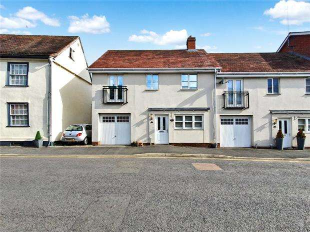4 Bedrooms End Of Terrace House for sale in Parsonage Street, Halstead, Essex