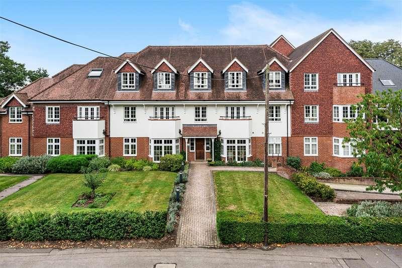 2 Bedrooms Retirement Property for sale in Harding Place, Wokingham, Berkshire, RG40 1BT