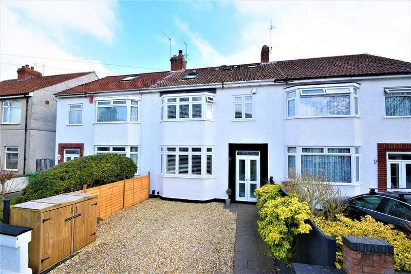 4 Bedrooms Terraced House for sale in Harbury Road, Henleaze