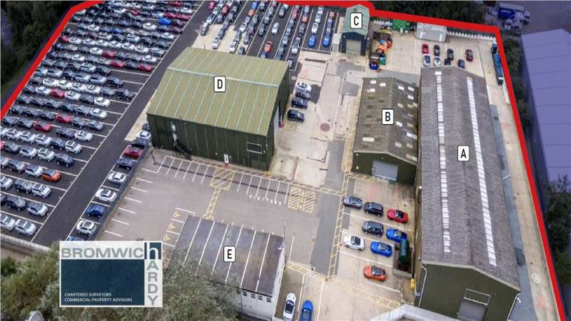 Light Industrial Commercial for rent in Unit 11 Europark Watling Street, Rugby, CV23