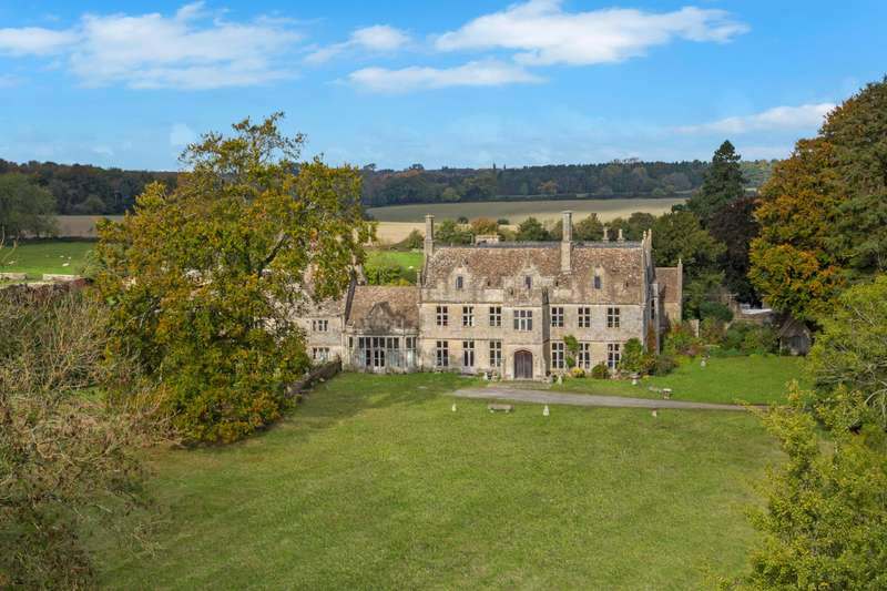 6 Bedrooms Equestrian Facility Character Property for sale in Elmestree House Estate, Doughton, Tetbury, Gloucestershire