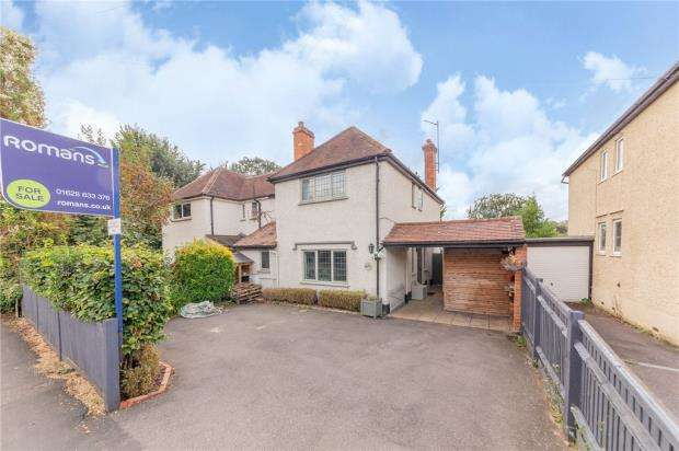 3 Bedrooms Semi Detached House for sale in Pinkneys Road, Maidenhead, BERKSHIRE