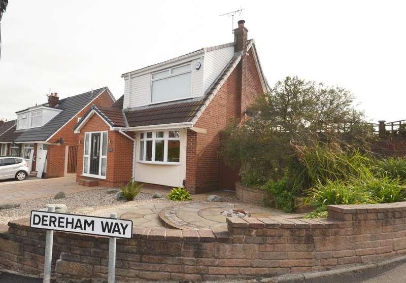 3 Bedrooms Detached House for sale in Dereham Way, Winstanley, Wigan, WN3 6HX